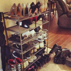 shoes-rack